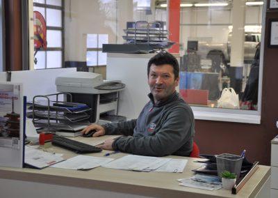 Kovács János 25 éve dolgozik a Koto Autóházban