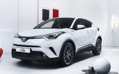 Hatalmas siker a Toyota C-HR