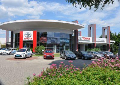 Toyota Koto Autóház
