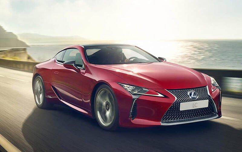 Lexus a legzöldebb luxusautó