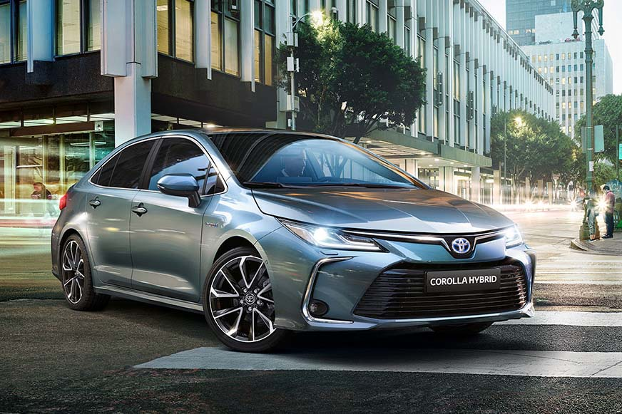 Megérkezett az új Toyota Corolla Sedan