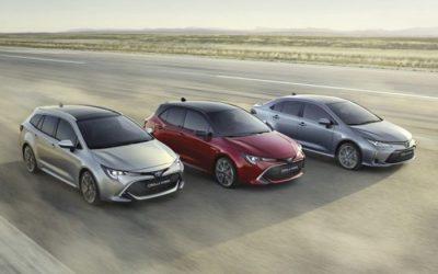 Megérkezett az új Toyota Corolla család mindhárom tagja