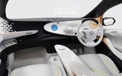 Innovatív elektromos járművekkel készül a Toyota az olimpiára