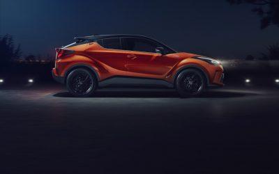 Itt az új Toyota C-HR!