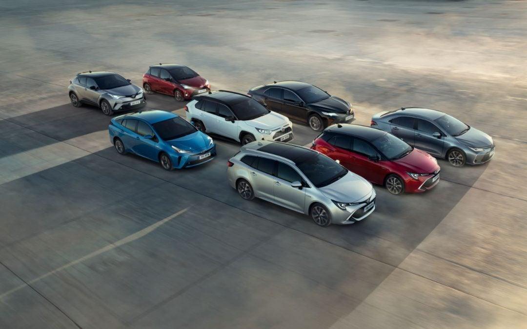 Élen jár a Toyota az autóipar zöldülésében