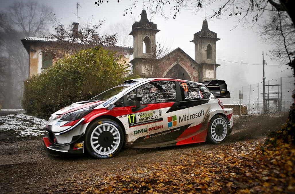 A Toyota Yaris WRC-vel világbajnok lett az Ogier-Ingrassia páros