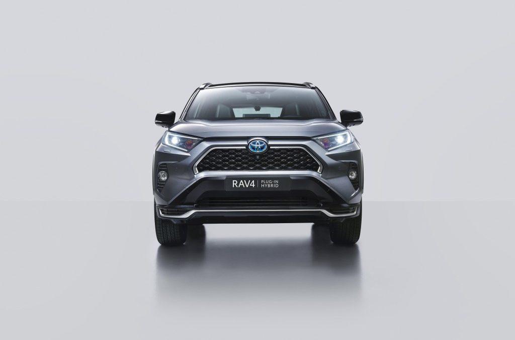 Megérkezett Magyarországra a Toyota RAV4 Plug-in Hybrid