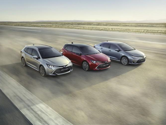 Három Toyota Magyarország tíz legnépszerűbb autója között