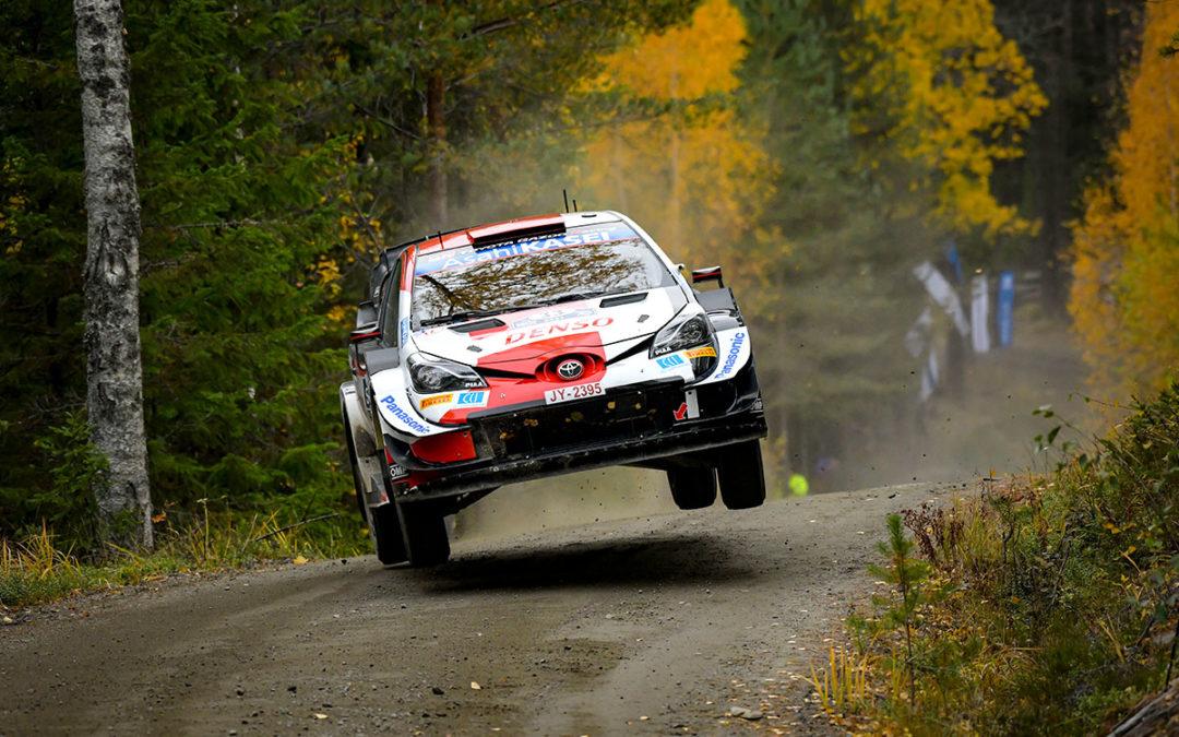 Toyota pilóta lesz az idei WRC világbajnok